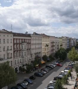 Berlin, Oderbergerstrasse